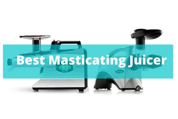 Best Masticating Juicer 2021